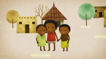 World Vision – Children's Stories